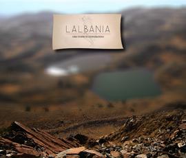 cover sito Lalbania